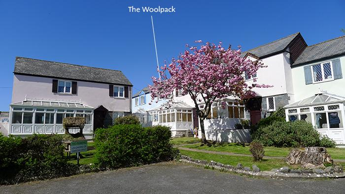 Pet Friendly Holiday Cottage - The Woolpack, Ivy Tower Village, St Florence - Image 1 - Saint Florence - rentals