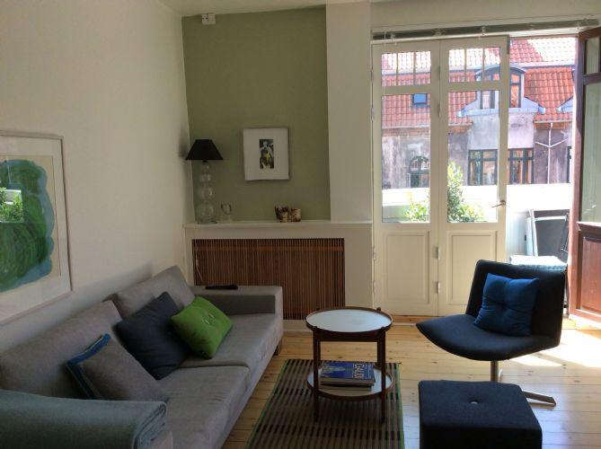Egilsgade Apartment - Modern Copenhagen loft apartment near Central station - Copenhagen - rentals
