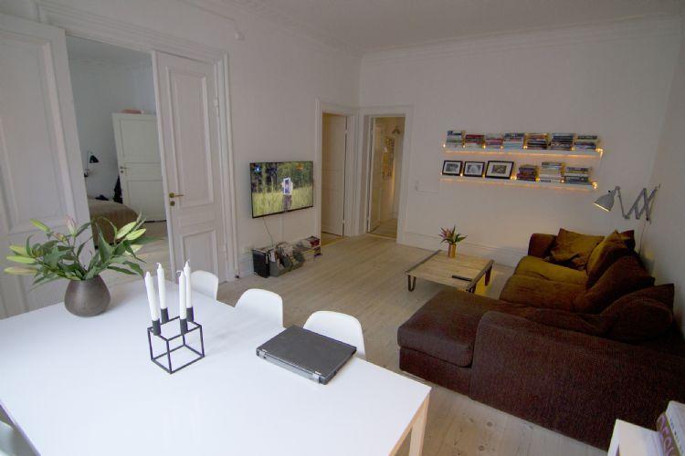 Westend Apartment - Modern and cool Copenhagen apartment near city center - Copenhagen - rentals