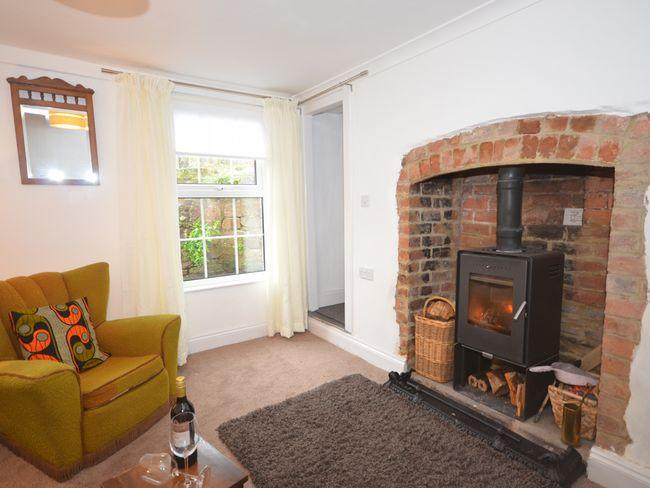 Lounge with woodburner - PLATT - Gloucestershire - rentals