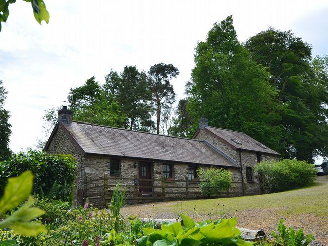 View of the property - TEIBA - Llanfair Clydogau - rentals