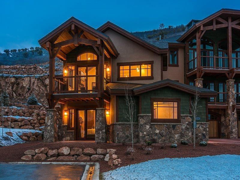 Fairway Villa 6 - Fairway Villa 6 with Access to the Miners Club - Park City - rentals