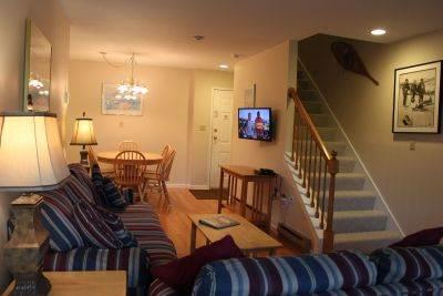 4BR Multi-level condo with balcony and deck - B3 320B - Image 1 - Lincoln - rentals