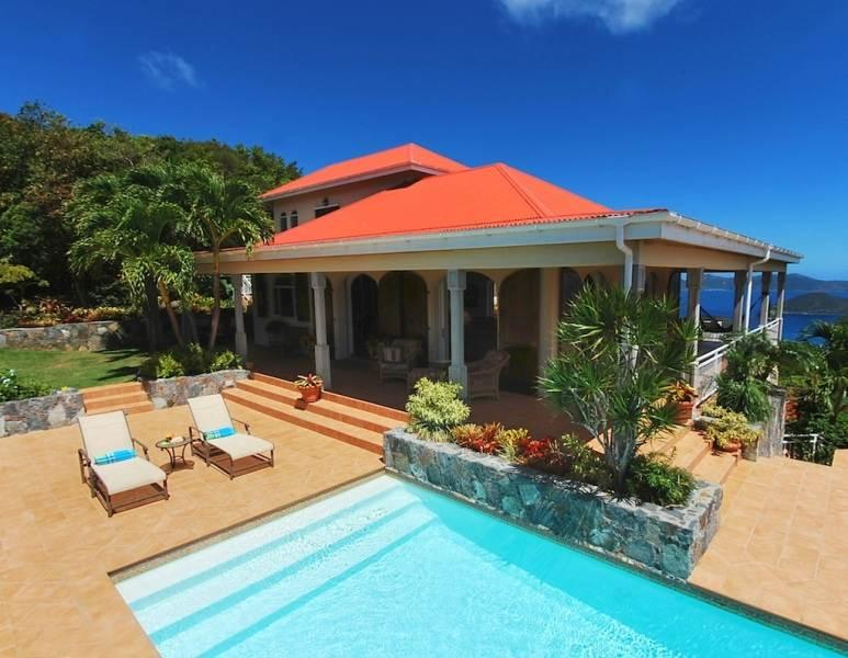 Island Sun: Amazing North Shore and BVI Views! - Image 1 - Catherineberg - rentals