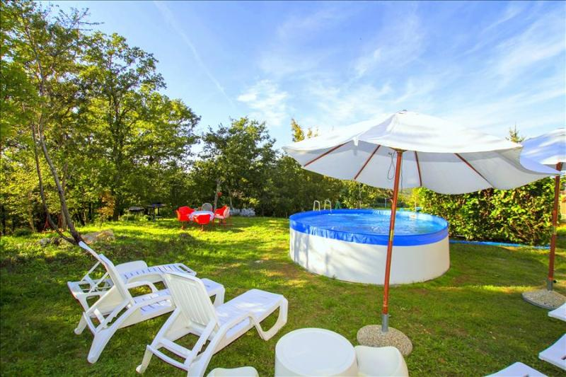 Holiday Apartment near Rabac with a Pool for 4 people - Image 1 - Rabac - rentals