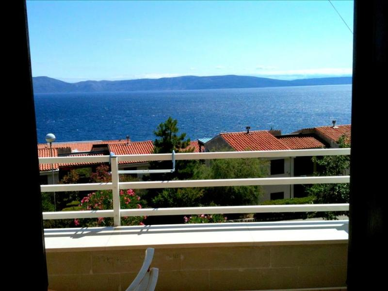 Modern Holiday Apartment with seaview on Istrian Shore - Image 1 - Labin - rentals