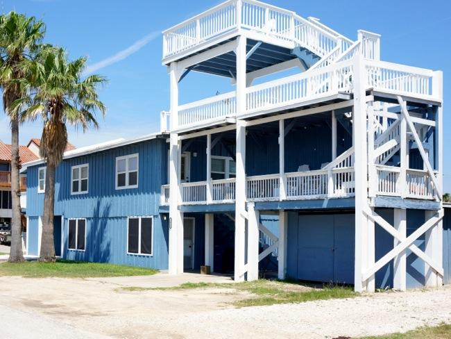 Rabe House Up - Image 1 - Port O Connor - rentals