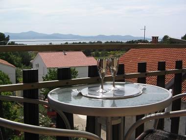 A1(2+2): terrace - 35518  A1(2+2) - Zadar - Zadar - rentals