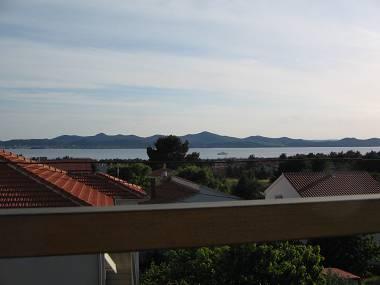 A2(4): terrace view - 35518  A2(4) - Zadar - Zadar - rentals