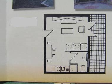 A1(2+1): floor plan - 2454  A1(2+1) - Zadar - Zadar - rentals