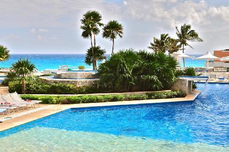 Villa El Mar - Private beachfront home offers pool & majestic sunset views - Image 1 - Cancun - rentals