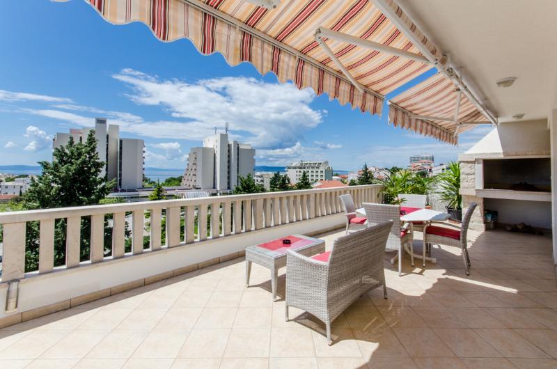 Apartments Mirko - 36201-A7 - Image 1 - Makarska - rentals