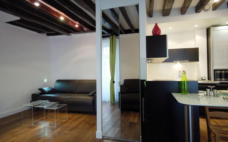 Ile St Louis - Studio 2 Beds (4617) - Image 1 - Paris - rentals