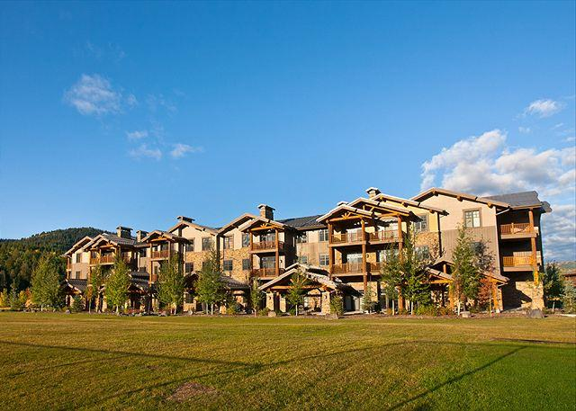 Luxury 2 Bedroom Suite at Teton Springs Resort - Image 1 - Victor - rentals