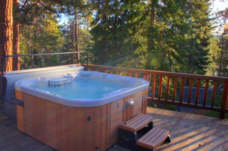 Classic Tahoe City Lakeview Cabin - Image 1 - Carnelian Bay - rentals