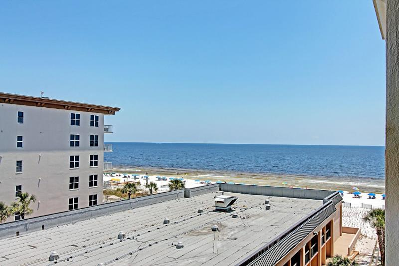 Sea Oats 609 - Book Online!  Sixth Floor Partial Gulf View on Okaloosa Island! Buy 3 nights or more get 1 FREE thru Feb 2015! - Image 1 - Fort Walton Beach - rentals