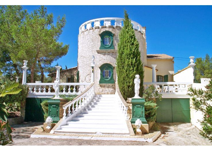 france/provence-alps/villa-romane - Image 1 - Jonquieres-Saint-Vincent - rentals