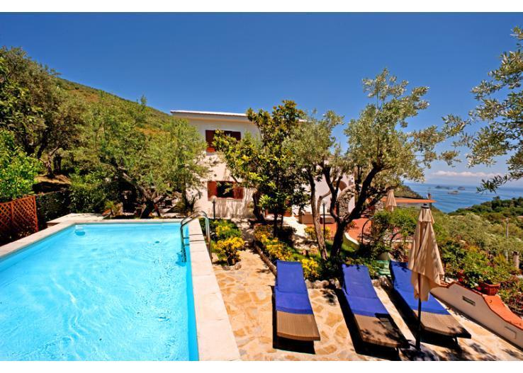 italy/campania-amalfi-coast/villa-maria - Image 1 - Nerano - rentals