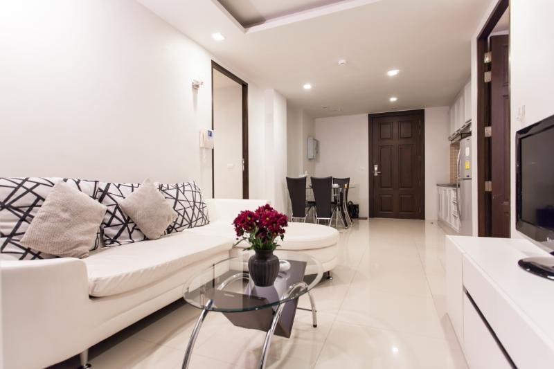 Spacious 2 BR Apartment near Beach! - Image 1 - Phuket - rentals
