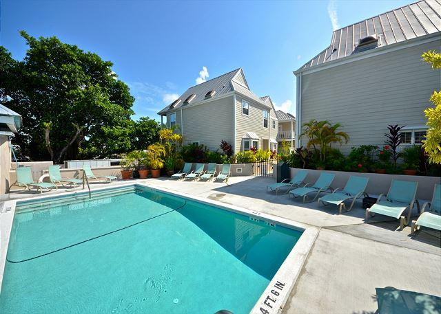 Luxury Duval St. Condo w/ Shared Pool & Balcony - Image 1 - Key West - rentals