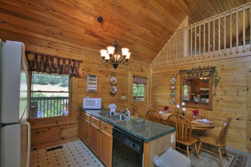 Cozy Bear - Image 1 - Sevierville - rentals