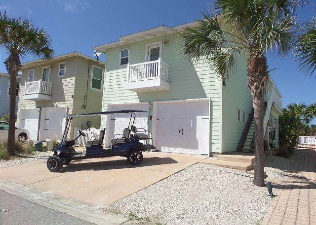 Welcome to The Ohana Hut! - Luxury Beach Cottage in Village Walk, Free Golf Cart, Dogs Welcome - Port Aransas - rentals