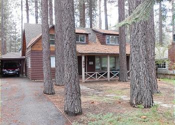 V52 - Casa Do Lago - Image 1 - South Lake Tahoe - rentals