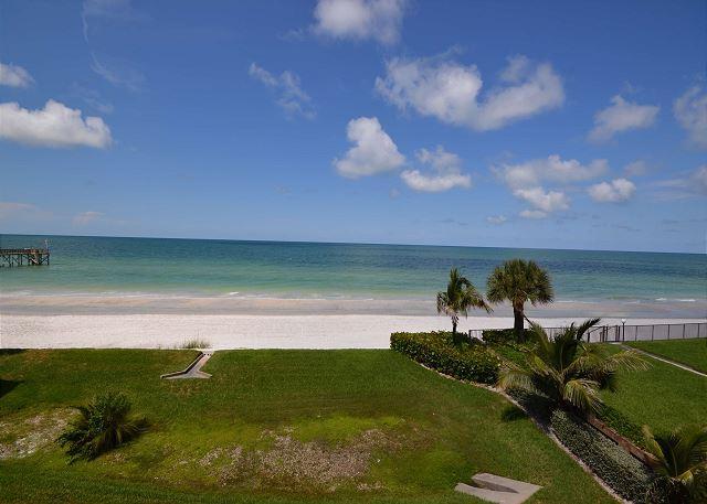 La Contessa 210 - Spectacular Gulf Front Corner Condo with Upgrades Galore! - Image 1 - Redington Beach - rentals