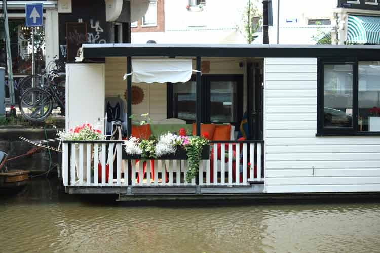 The Houseboat - Jordaan Houseboat - Amsterdam - rentals