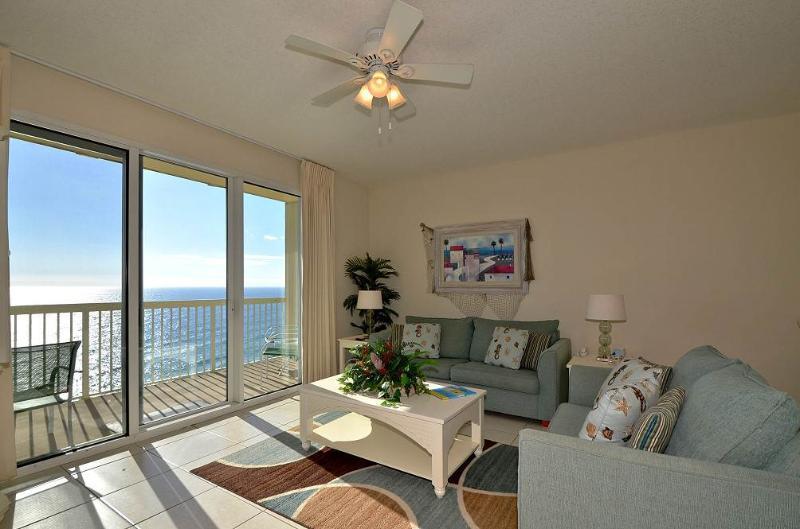 1 Bedroom 21 Floors Up with Phenomenal View - Image 1 - Panama City Beach - rentals