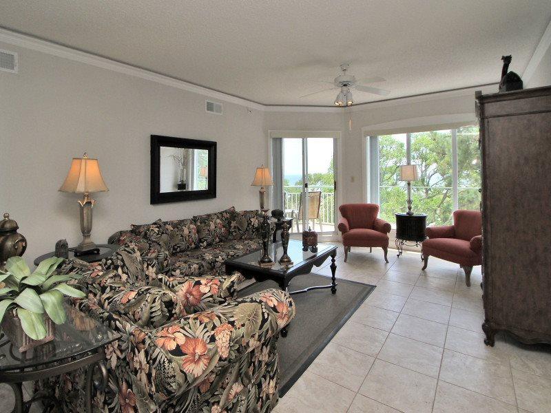 Living Room at 501 Windsor Place - 501 Windsor Place - Hilton Head - rentals