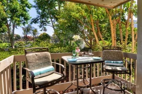 Patio - Garden Luxury At The Beach - Oceanside - rentals