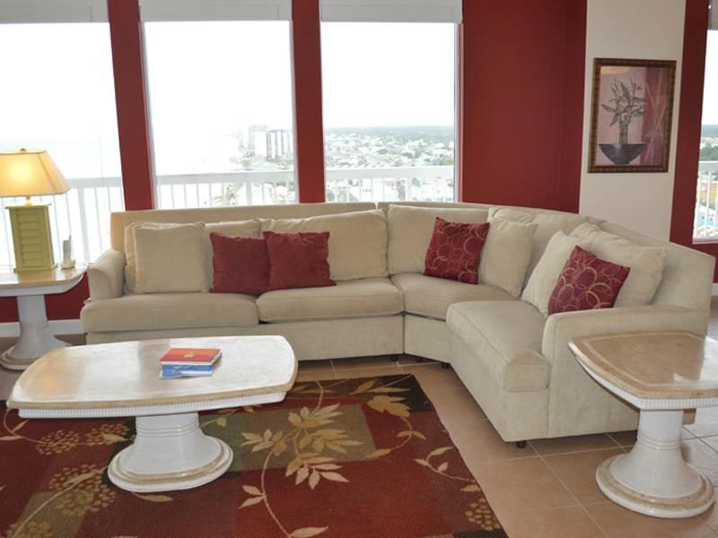 Seychelles Beach Resort 1509 - Image 1 - Panama City Beach - rentals