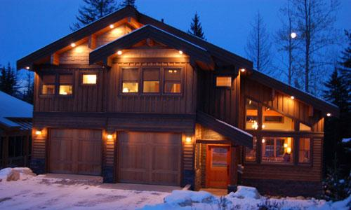 FIR TREE LODGE : Four bedroom home with loft only a short walk to Ski in and Ski out trails... - Fir Tree Lodge - Golden - rentals