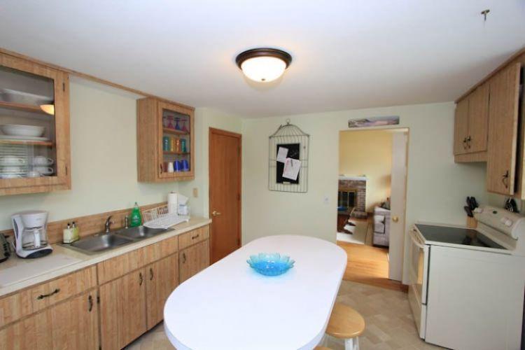 Kitchen - 15 Tupper Ave - Sandwich - rentals