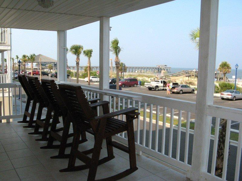 Dolphin Watch Condominiums Unit 3 - Ocean Front - FREE Wi-Fi - Image 1 - Tybee Island - rentals