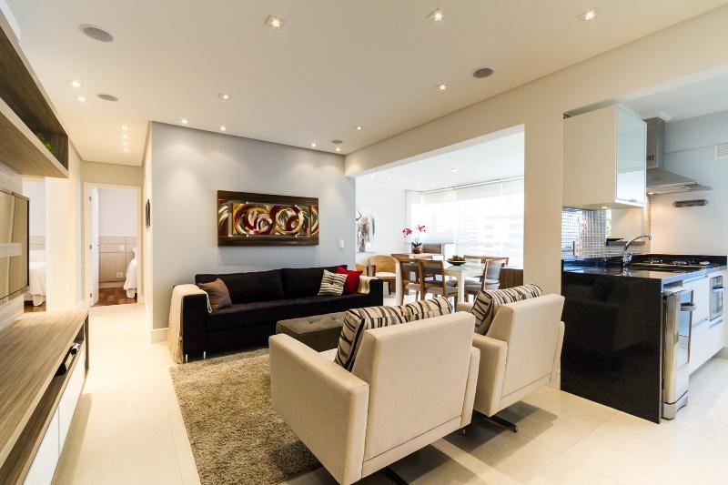 Beautiful 2 Bedroom Apartment in Brooklin - Image 1 - Sao Paulo - rentals