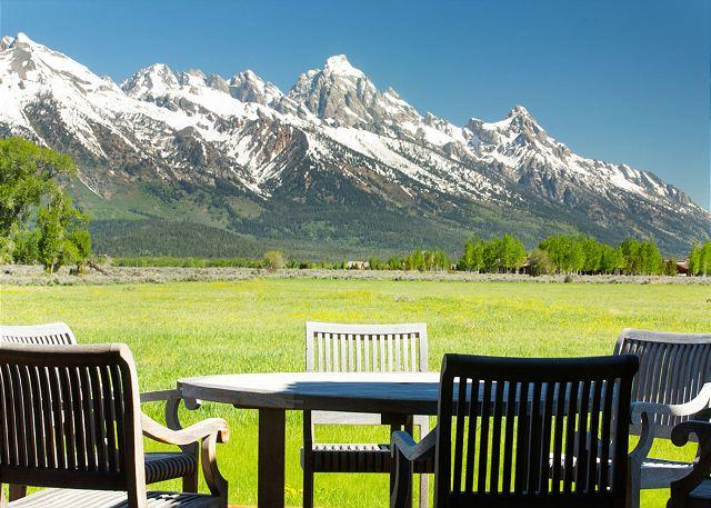 135 Woodreed - Spectacular Grand Teton Views! The Woodreed Retreat. - Jackson - rentals