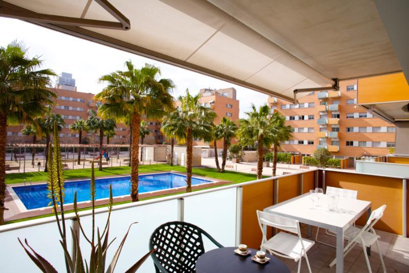 Luxury Vila Olimpica Pool Suites - Image 1 - San Pol de Mar - rentals