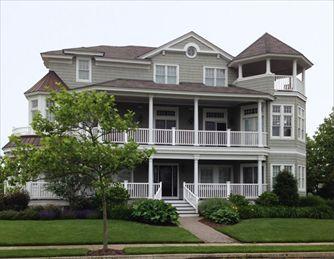 Facade - Luxury Home Ocean View 109576 - Cape May - rentals