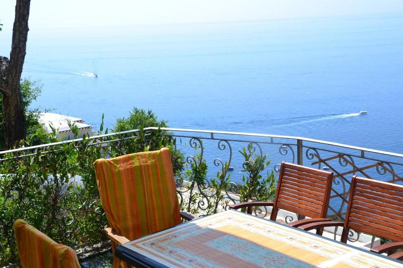 Terrace II° floor - Positano center Sostella is an enchanting property - Positano - rentals
