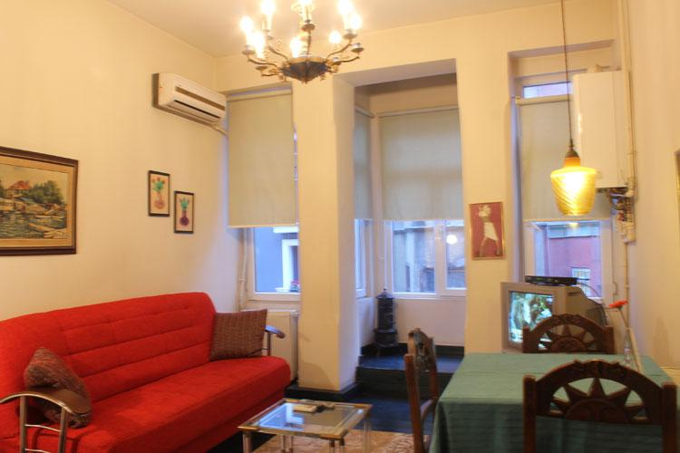 Taksim Apartment 4-in the Heart of the City - Image 1 - Istanbul - rentals