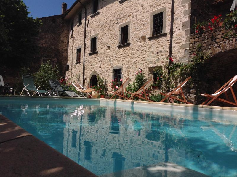 The pool - Wonderful apartments in Tuscany close to 5 Terre - La Spezia - rentals