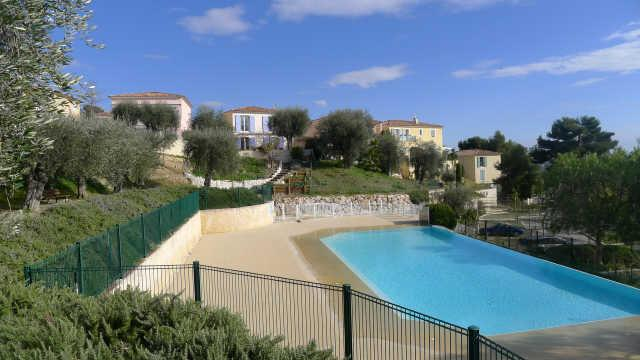 Shared and large swimming pool on the hill of Nice - LE DOMAINE DE BELLET VI2084 - Nice - rentals