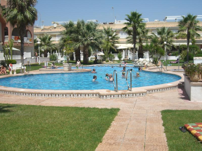The Pool - Ground Floor 2 Bed Apartment - Los Alcazares - rentals