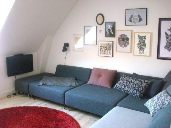 Pommernsgade Apartment - Cosy creative Copenhagen city  apartment at Amager - Copenhagen - rentals