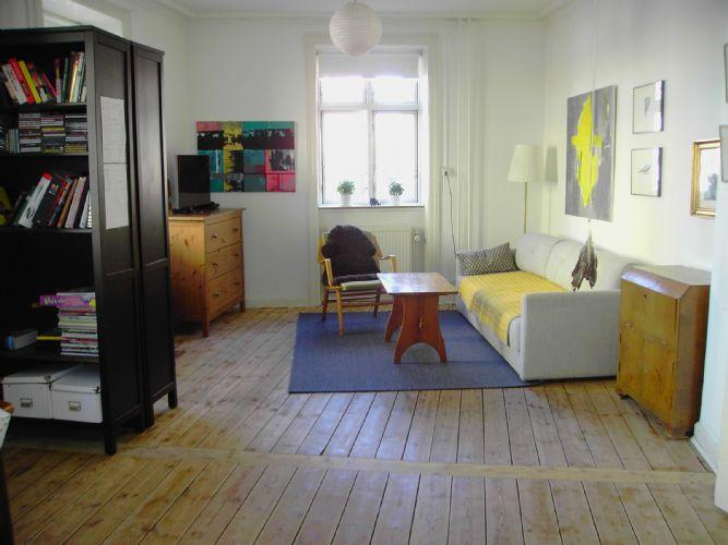 Refsnaesgade Apartment - Cozy family friendly Copenhagen apartment at Noerrebro - Copenhagen - rentals