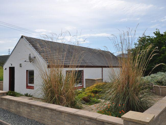 View towards the property - SK244 - Broadford - rentals