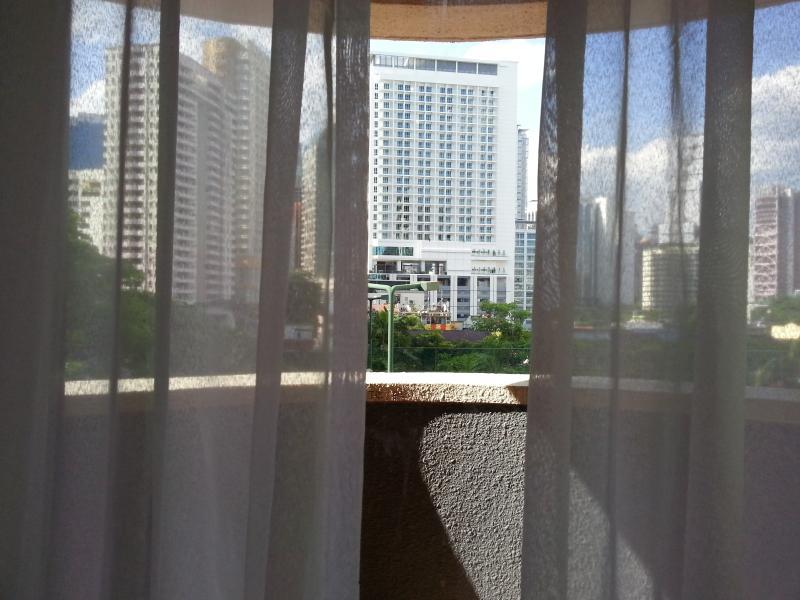 3B2B Living view from Balcony - Harta8 3 BedRoom Bukit Bintang KL CityCentre - Kuala Lumpur - rentals