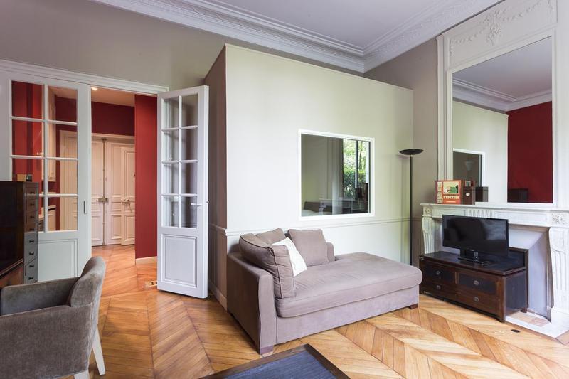 onefinestay - Boulevard de Beauséjour apartment - Image 1 - Paris - rentals